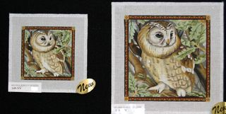 Melissa shirley owls small and medium