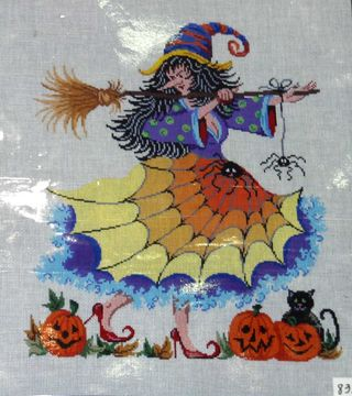 Patti mann 8321 witch