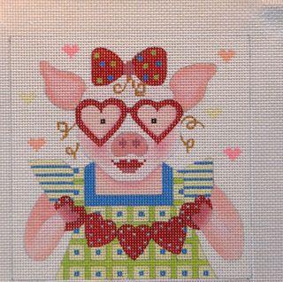 Denise derusha valentine pig