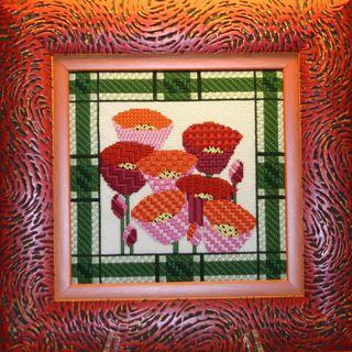 Barbara bergsten poppies
