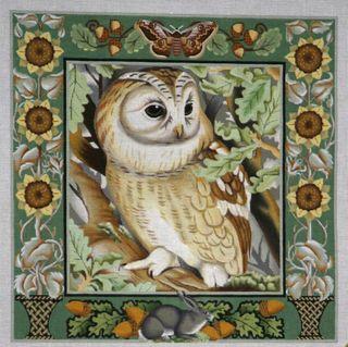 Melissa shirley owl large