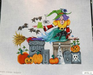 Patti mann 8322 witch