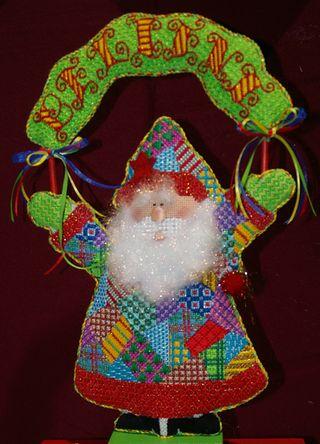 Believe pw santa